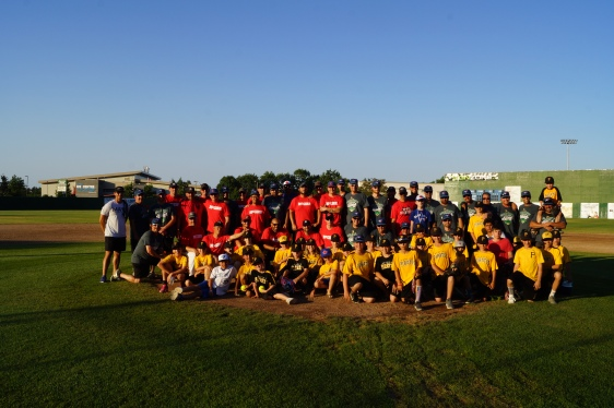 Blue Jay Alumni Charity Softball Game